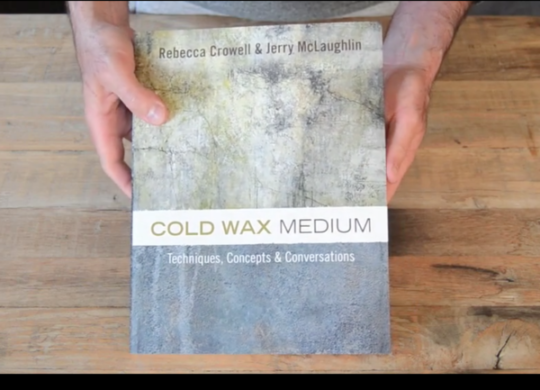 Cold Wax Book pic